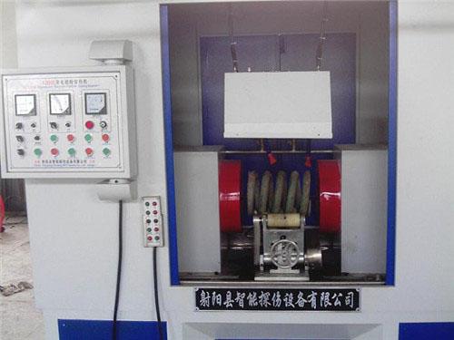 CDH-1200F型螺旋簧荧光磁粉探伤机