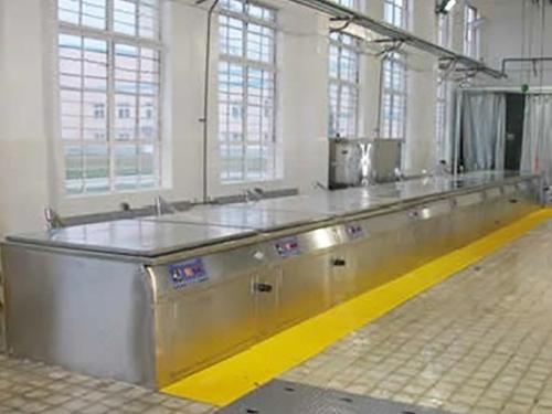 XD-1500型荧光渗透检测流水线