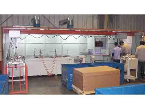 荧光渗透检测设备